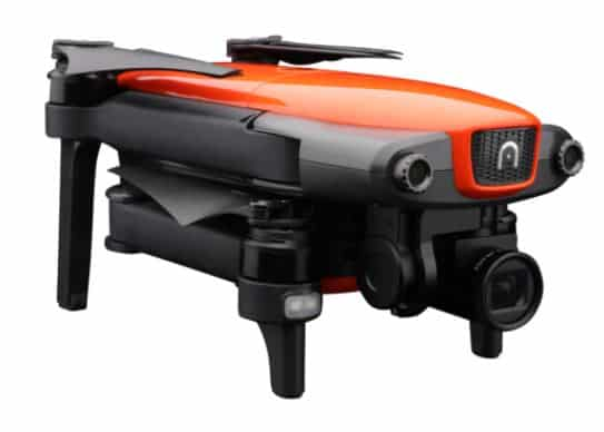 autel evo drone with camera